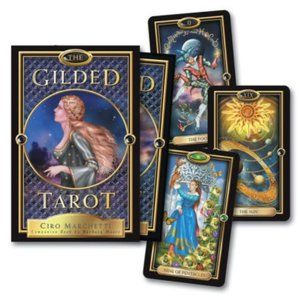 Other - The Gilded Tarot